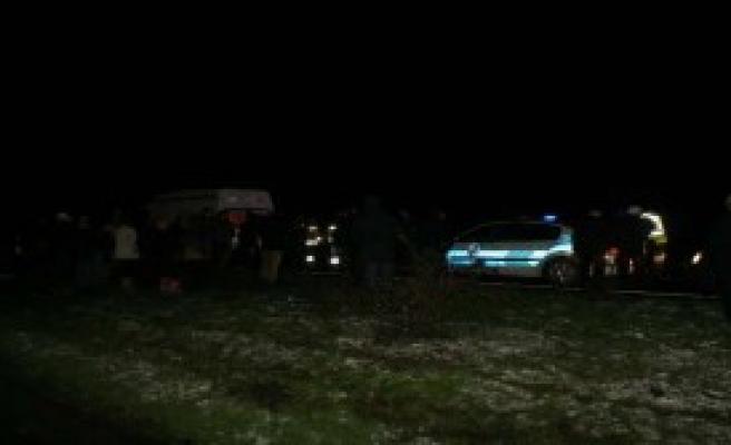TEM'de Kaza: 5 Yaralı!