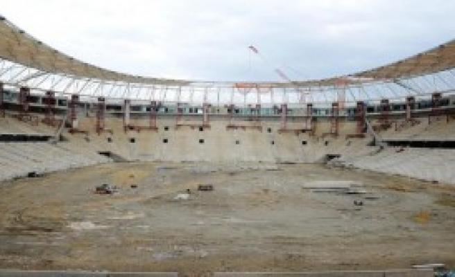 Timsah Arena, 25 Haziran'da Açılıyor