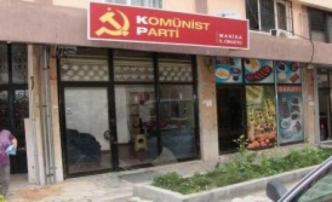 KP Manisa İl Başkanlığı'na Saldırı
