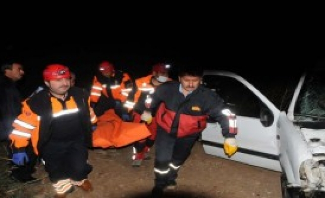 Tokat'ta Kaza: 2 Ölü, 2 Yaralı