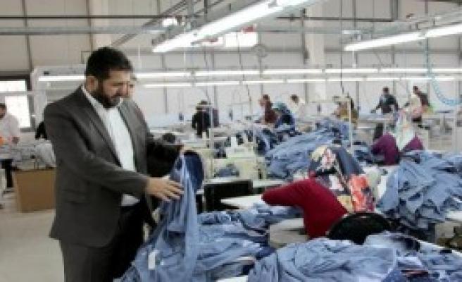 Tokat'tan 33 Ülkeye Gömlek İhracatı