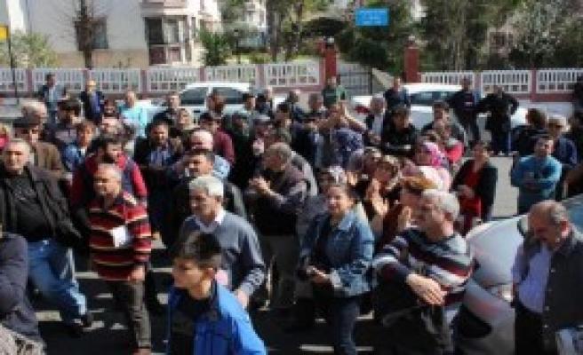 Torbalı'da 'Aktarma Uygulaması' Eylemi