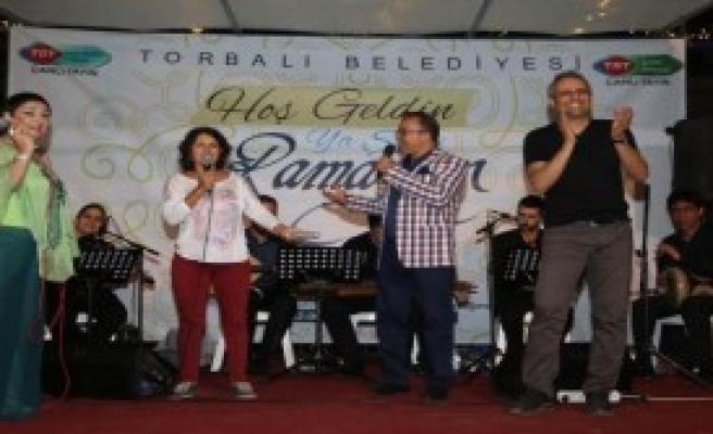 Torbalı'da Ramazan Sokağı Açıldı