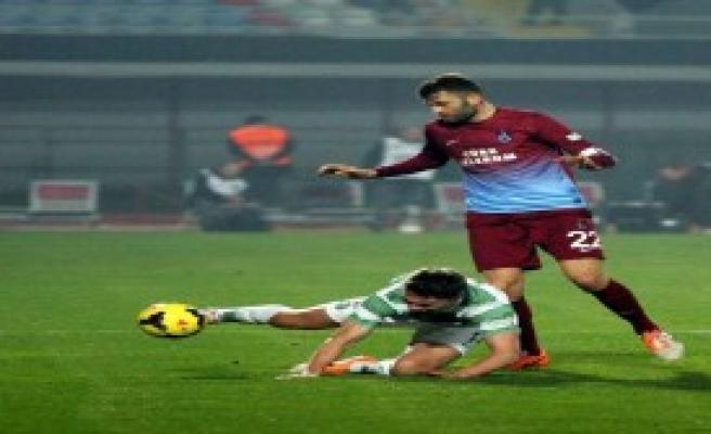 Trabzon 'Hazırlıksız' Yakalandı