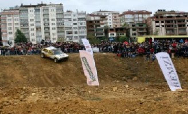 Trabzon'da Off-Road Heyecanı