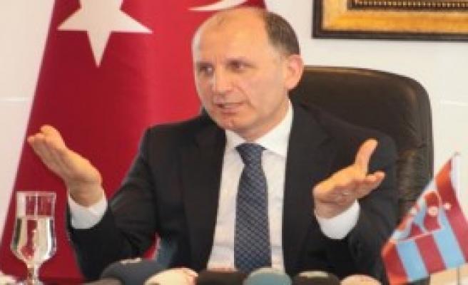 Trabzonspor Başkanı Usta: 'Teknik Direktör Değişikliği Gündemimizde Yok'