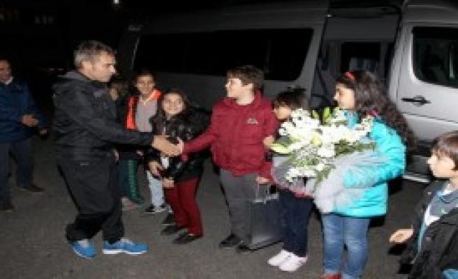 Trabzonspor Hazırlıklarını Sürdürdü
