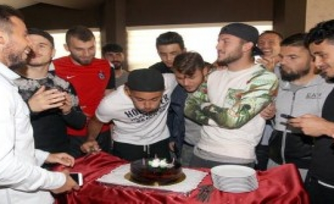 Trabzonspor, Lokeren Önünde