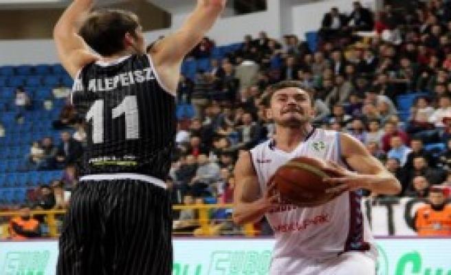 Trabzonspor MP - Magnofit: 80 -72