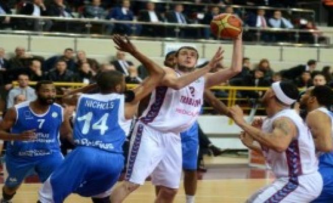 Trabzonspor Medical Park 76 – 68 Mons Hainaut