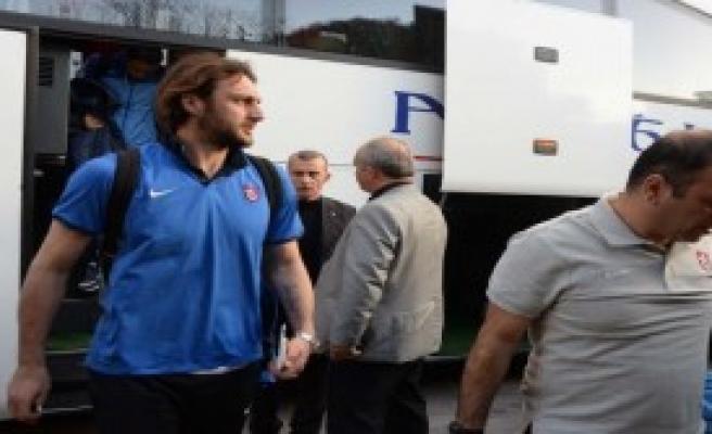 Trabzonspor Mersin'de