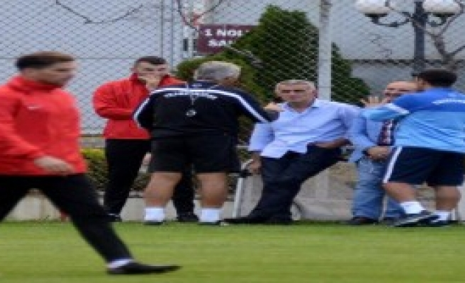 Trabzonspor Son Çalışmasını Yaptı