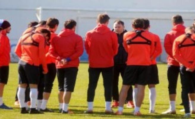 Trabzonspor'da 7 Eksik