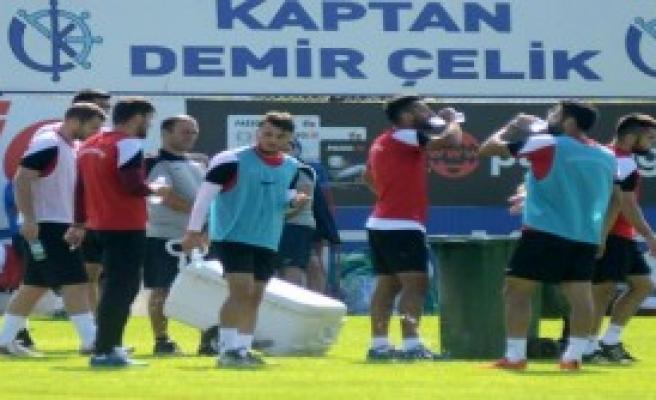 Trabzonspor'da Constant Şoku