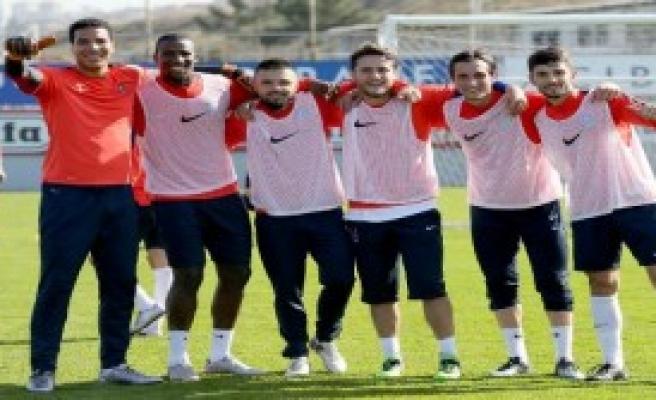 Trabzonspor'da Galatasaray Hazırlığı