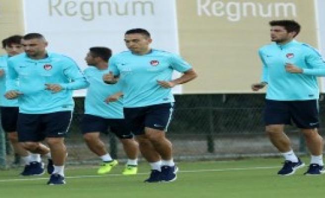 Trabzonspor'da 'Milli Takım' Sevinci