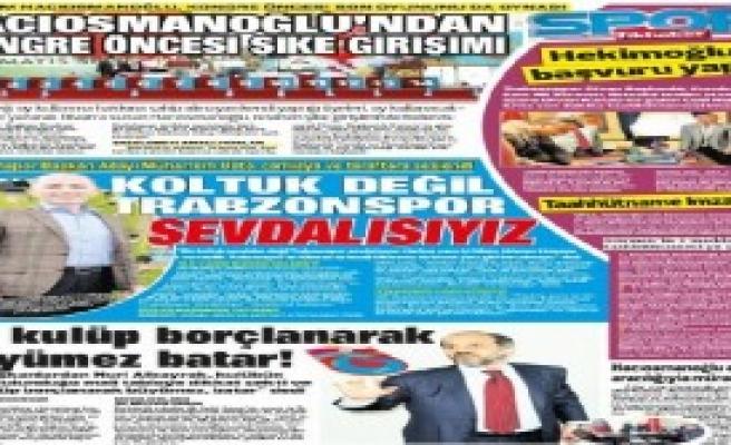 Trabzonspor'da 'Üye Sayısı' Tartışması