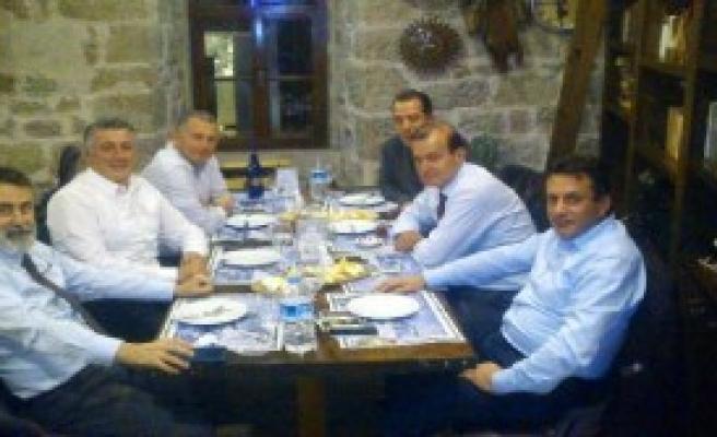 Trabzonspor'da Yoğun Görüşme Trafiği