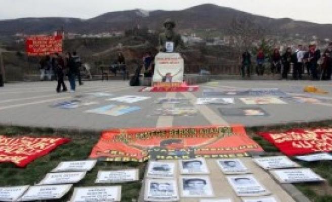 Tunceli'de Berkin Elvan Anması