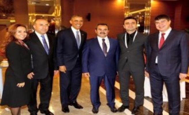 'Antalya G-20'den Tam Not Aldı'