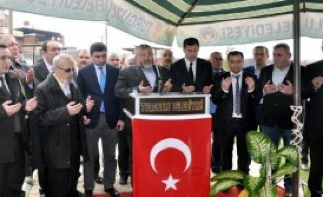 'Hocalı Şehitleri' Anısına Park Açıldı