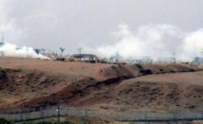 Türk Askerine Sınır Ötesinden Taşlı Saldırı