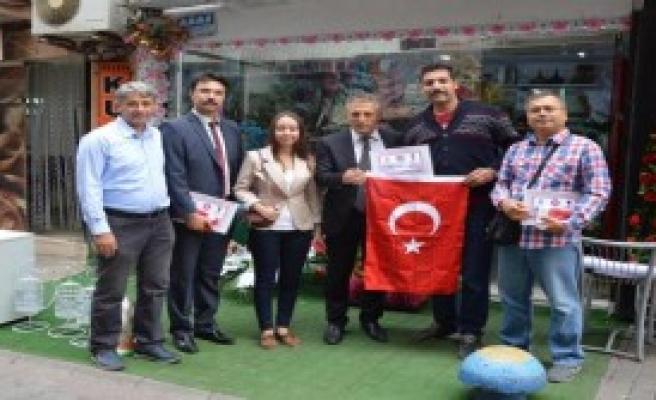 Türkçe İsimli Tabela Bulmakta Zorlandılar