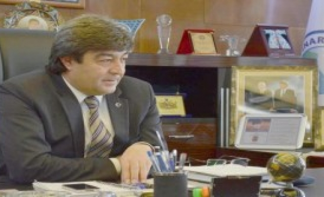Belediye Başkanı Mhp'den İstifa Etti?