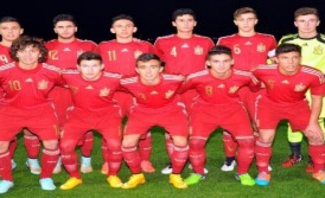 Türkiye 0 – 2 İspanya