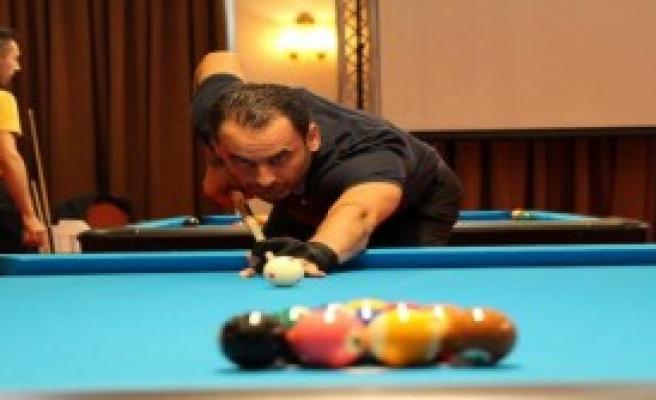 Türkiye Pool Bilardo Şampiyonası 2'nci Etap Müsabakaları Başladı