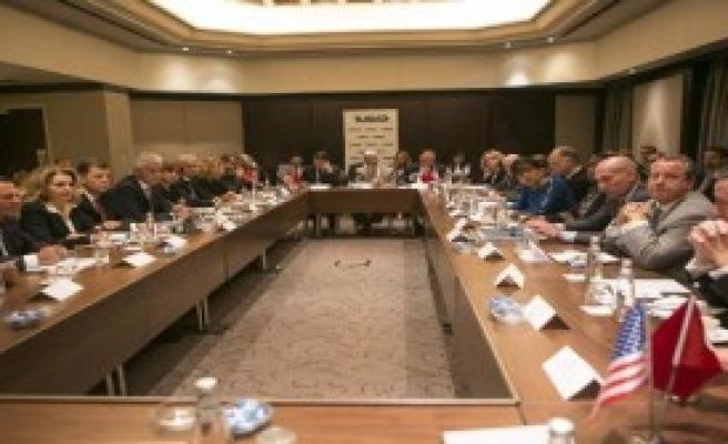 TÜSİAD ABD Ticaret Bakanı Prıtzker İle Görüştü