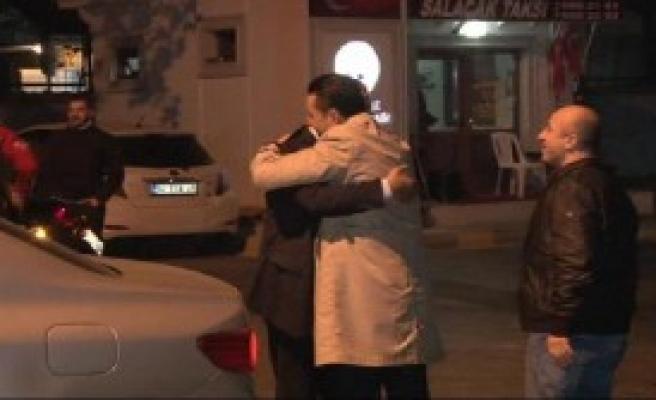 Tutuklanan Emniyet Müdür Yardımcısı Celal Yılmaz Cezaevine Getirildi