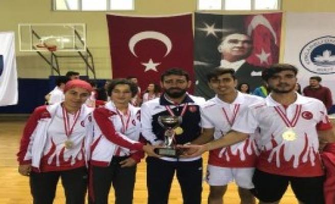 Milli Takımları Şampiyon Oldu