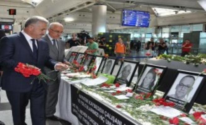 Ulaştırma Bakanı Arslan Dua Etti