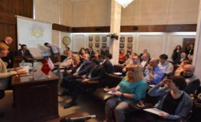 Tarım Gazetecileri İTB'yi Ziyaret Etti