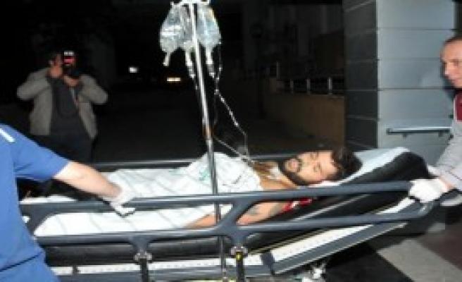 Üniversiteli Genç, Bıçaklı Saldırıda Yaralandı