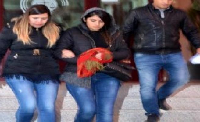 Üniversiteli Kız, YDG-H Üyeliğinden Tutuklandı