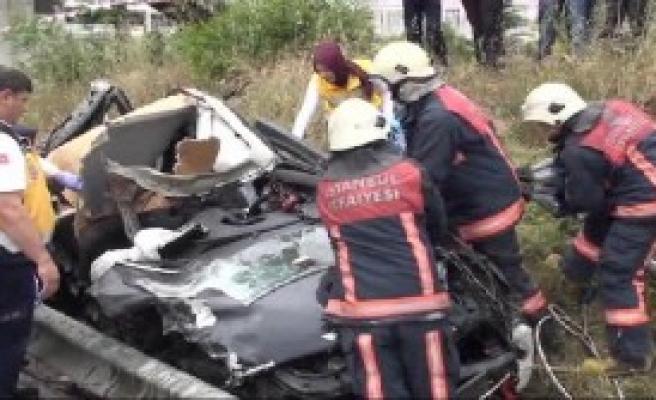 Üniversiteli Yağmur Trafik Kazasında Öldü