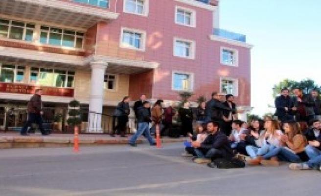 Zonguldak'ta Formasyon Eylemi