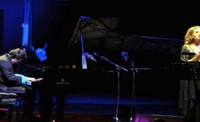 Fazıl Say Antalya'da Konser Verdi