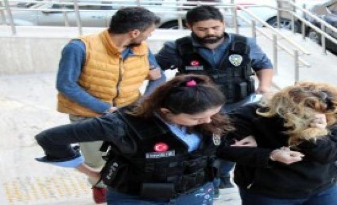 Koca Tutuklandı, Eşi Serbest Kaldı
