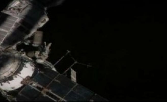 Uzayda Bir İlki Gerçekleştirdiler