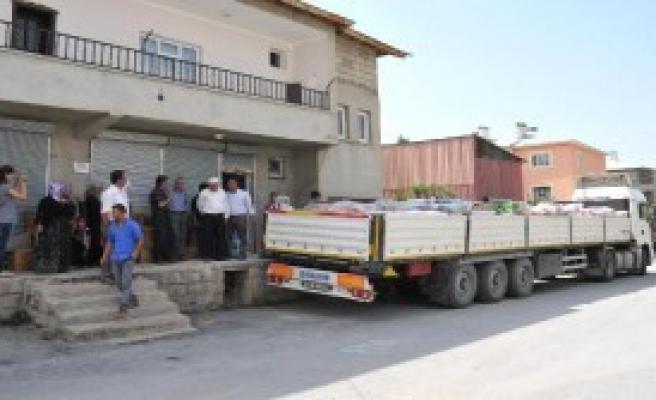 Şengal ve Rojava'ya Gıda Yardımı