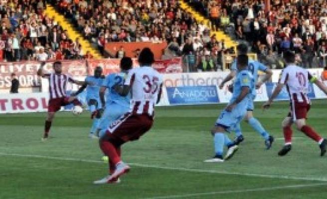 V.Elazığspor-Adana Demirspor: 1-0