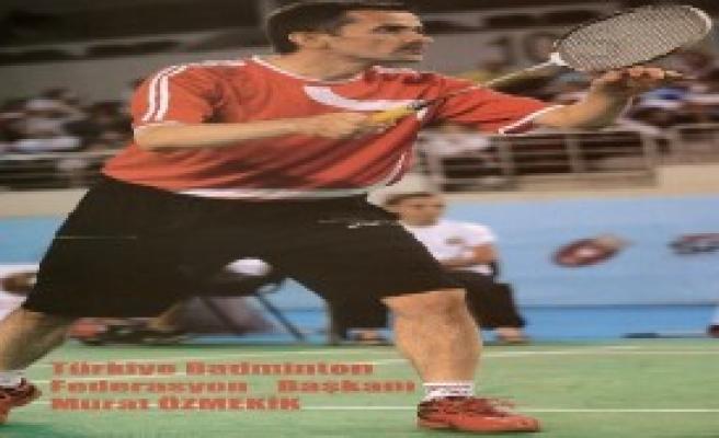Badminton Şampiyonası Ankara'da