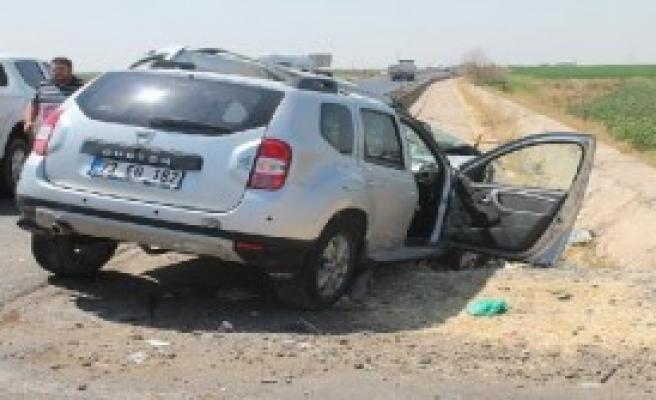 Viranşehir'de Kaza: 2 Ölü, 5'i Asker 7 Yaralı