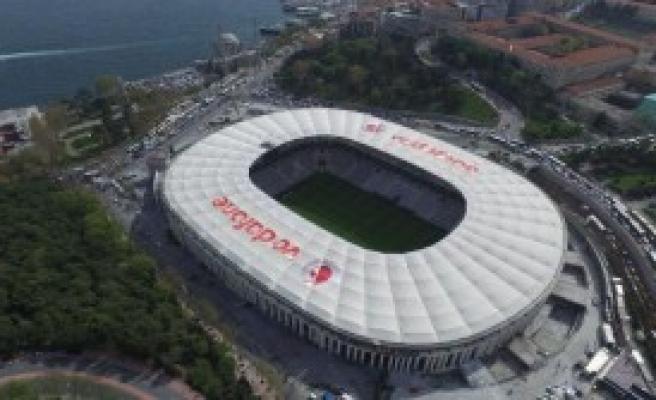 Vodafone Arena'da İlk Derbi Bugün