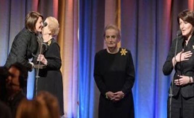 Yahyaga'ya New York'ta Clinton Ödülü