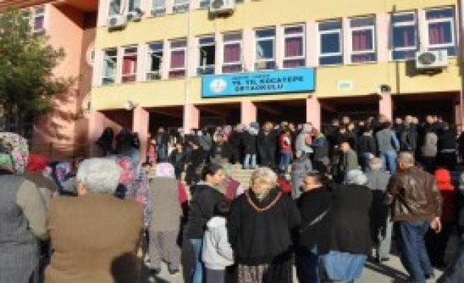 Yakılan Okulun Öğrencilerini İstemediler