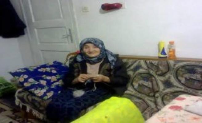 Yaşlı Kadın 4 Gündür Kayıp